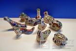 Коллекционные Tonala, фигурки Mexico. 10 шт., фото №5