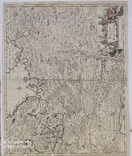 Карта 1690гг (Russia Moscovia), фото №2