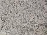 Карта 1690гг (Russia Moscovia), фото №8