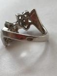 Кольцо женское, фото №4