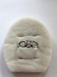 Кольцо женское, фото №2