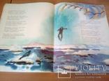 """С.Маршак, """"Ледяной остров"""", изд, ДЛ 1980г, фото №3"""