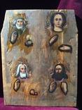 Икона Четырехчастная, фото №2