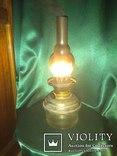 Керосиновая лампа Hugo Schneider, фото №3