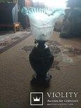 Керосиновая лампа Hugo Schneider, фото №5