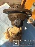 Керосиновая лампа Hugo Schneider, фото №6