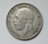 1/2 кроны 1936 г. Великобритания, серебро, фото №3