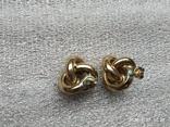 Серьги кольца, фото №4