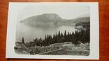 Вид на Аю-Даг с Карасана ( 1920-е гг фотооткрытка), фото №2