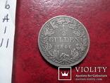 1/2 гульдена 1846 Бавария  серебро    (А.1.11)~, фото №8