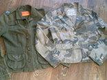 Куртки походные 2 шт.+ флис разм.S, фото №4