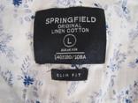 Оригинальная рубашка Springfield (L) как новая, фото №7