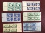 Сцепки марок сша ., фото №2
