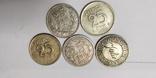 5 монет Скандинавии, фото №3