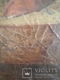 Подписная икона 1781 год. Холст. Масло., фото №3