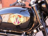 Декали на мотоцикл М1М, М-103, М-104 Минск (качественная копия) переводка малиновый фон, фото №3