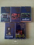 Легенды Русского Року. 5 аудиокассет, фото №2