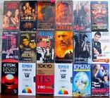 Видиокассеты 42 шт., фото №2