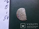 Полугрош Ягеллон  Польша  серебро   (Й.1.54)~, фото №4