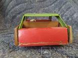 Модель машины дерево метал, фото №5