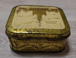 Коробка от зубного порошка ф-ка Свобода г. Москва, фото №4