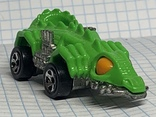 Hot Wheels - Fangster: Dino Riders (alligator) 1985, фото №5
