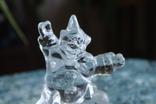 Клоун хрусталь французская компания Cristal d'Arques, фото №3