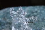 Клоун хрусталь французская компания Cristal d'Arques, фото №4