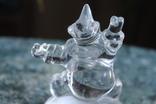 Клоун хрусталь французская компания Cristal d'Arques, фото №9