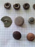 Пуговицы (разные), 20 шт, фото №3