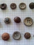 Пуговицы (разные), 20 шт, фото №4