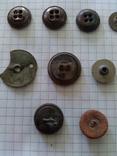 Пуговицы (разные), 20 шт, фото №7