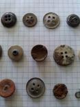 Пуговицы (разные), 20 шт, фото №8