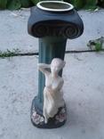 Фігурка  з  колоною, фото №2
