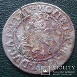 1  полугрош  1546  Польша  серебро (Й.1.51)~, фото №3