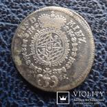 3  крейцера  1745  Бавария  серебро   ($11.1.30)~, фото №3