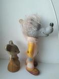 Волк и мышка, фото №4