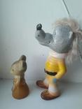Волк и мышка, фото №6