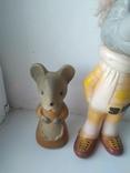 Волк и мышка, фото №7