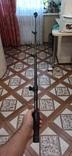 Bluetooth монопод, селфи палка Yuntfng YT-1288 с пультом 42-125см, фото №4