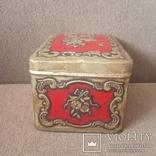 """Старинная коробка """"Franck""""., фото №3"""