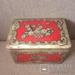 """Старинная коробка """"Franck""""., фото №6"""