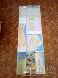 Карта Израиля, изд, Таргет, фото №12