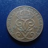 2  эре  1935  Швеция     (Г.12.23)~, фото №2