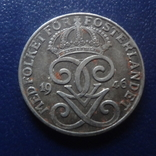 2  эре  1946  Швеция     (Г.12.24)~, фото №2
