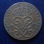 2 эре 1937 Швеция (Г.12.42), фото №2