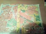 Харьков, план города, изд Харьков, фото №7