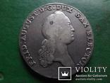 Талер 1776 Саксония   серебро  (2.4.16), фото №2