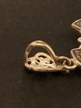Крестик, серебро 925 проба, фото №5