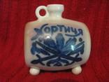 Коллекционный бочонок - миниатюра - Хортиця., фото №2